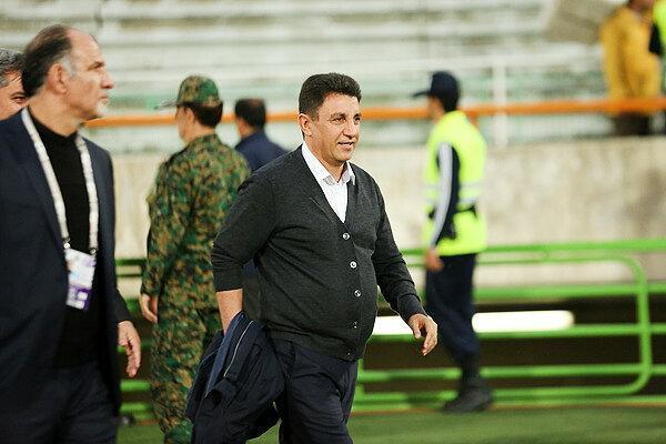 قلعه نویی: هیچ مذاکره ای برای تیم ملی نداشته ام