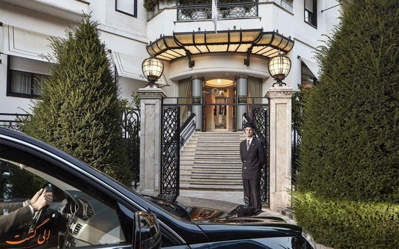 معرفی هتل 5 ستاره لرد بایرون در رم