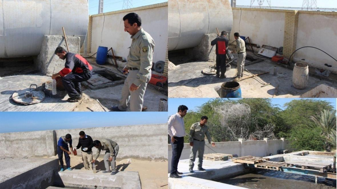 پایش صنایع شیلاتی فعال در نوار ساحلی شهرستان کنارک