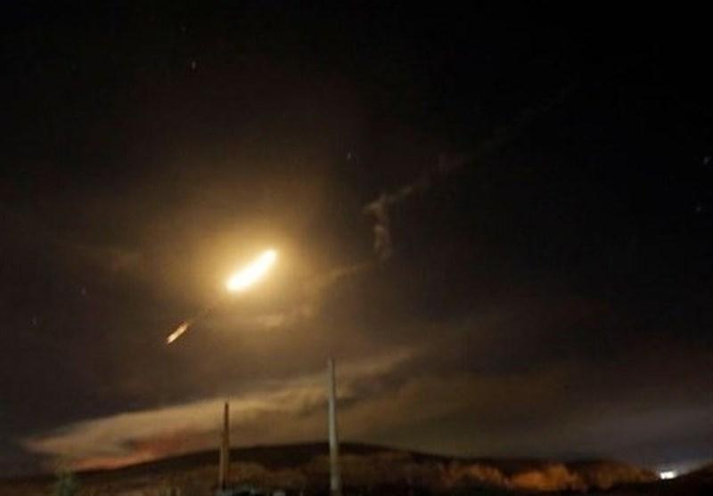 المیادین از شلیک 2 موشک از ترکیه به سوریه اطلاع داد