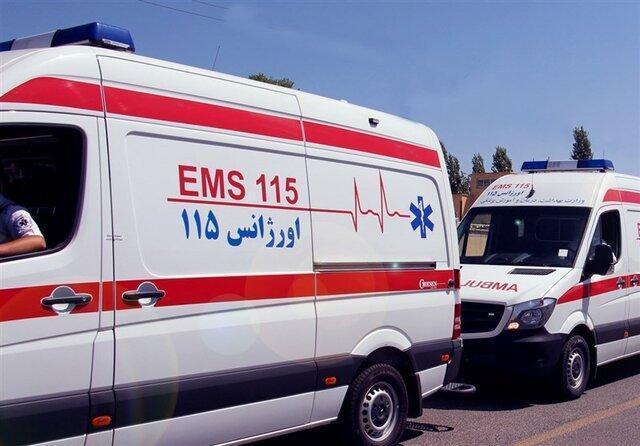 فوت جوان 28 ساله در حادثه انفجار کپسول گاز