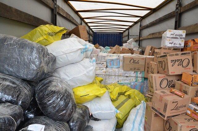 کشف کالای قاچاق به ارزش 8 میلیارد ریال در مشهد