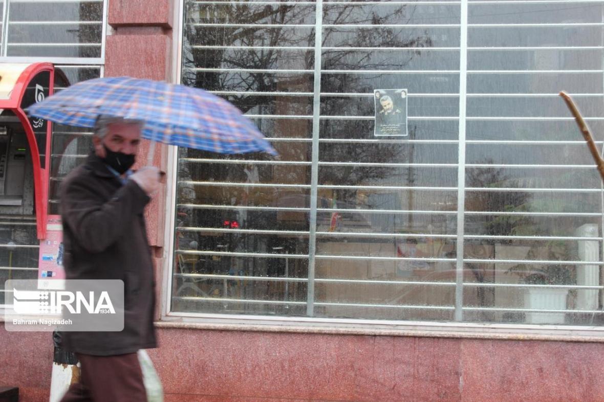 خبرنگاران بارش های جدید در خراسان رضوی آغاز می شود