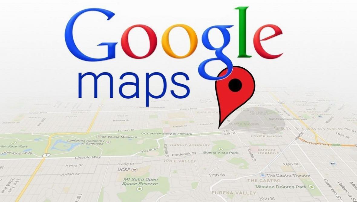 گوگل مپ و انتشار نقشه تردد در قرنطینه