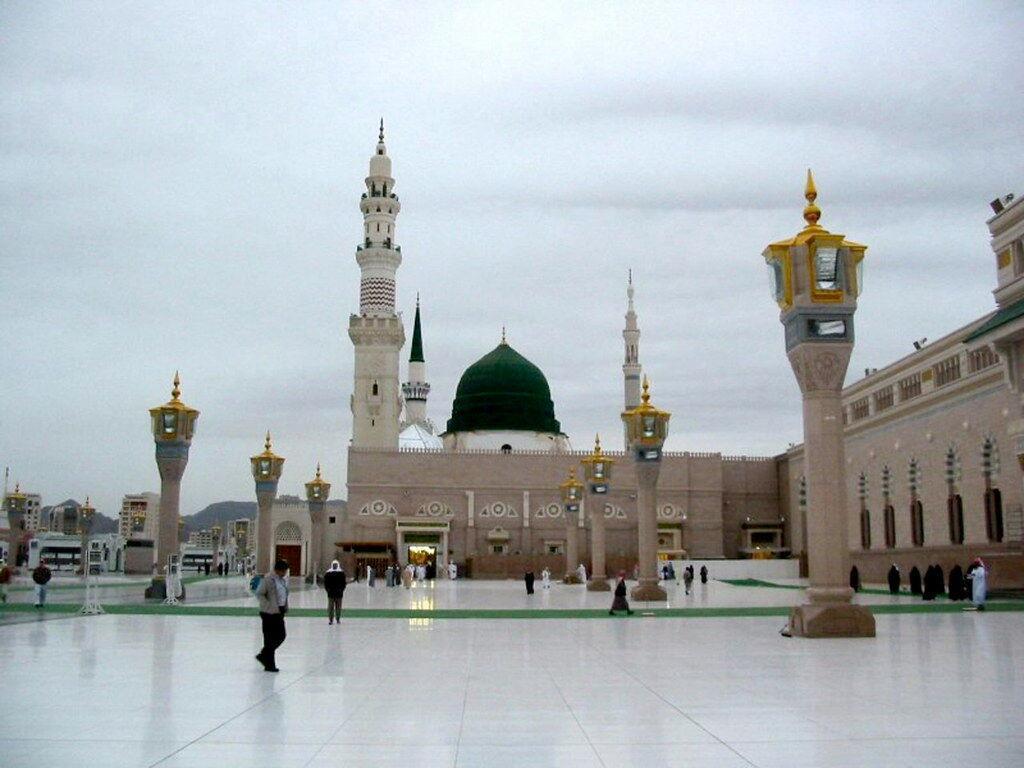 خبرنگاران درهای مسجد النبی یکشنبه باز می شود