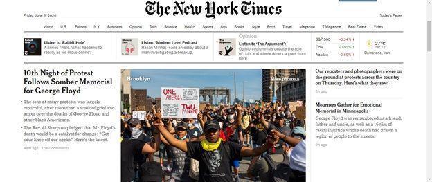 نیویورک تایمز خبرداد؛ از هر 5 آمریکایی یک نفر شغل خود را از دست خواهد داد!