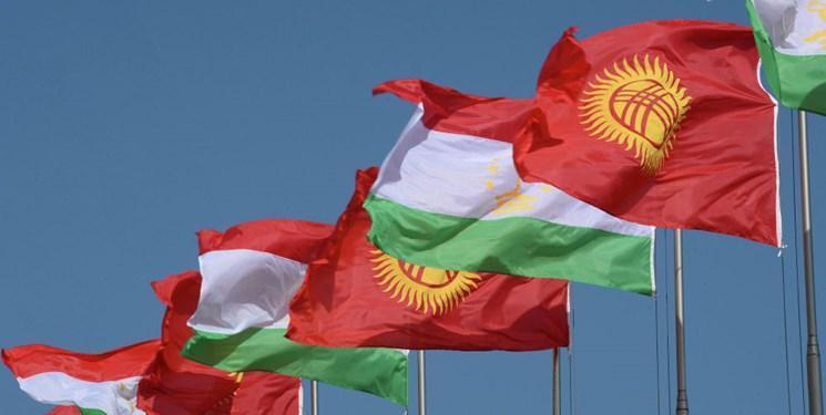 رایزنی مقامات سیاسی قرقیزستان و تاجیکستان در بیشکک