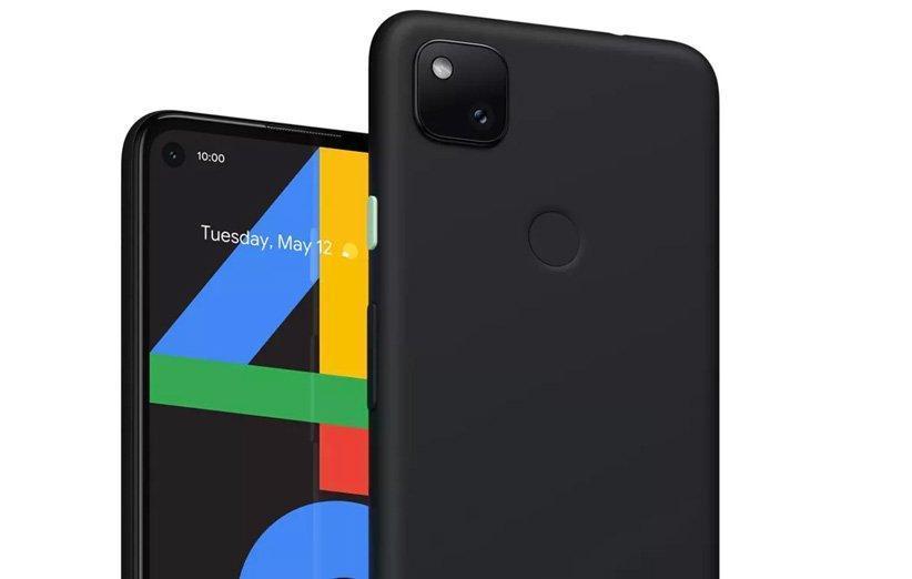 گوگل به اشتباه رندر رسمی پیکسل 4a را منتشر کرد