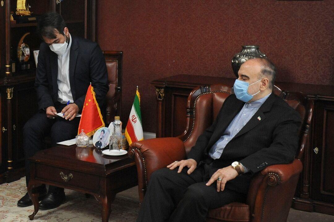 خبرنگاران سلطانی فر: همکاری ایران و چین بعد از پیروزی انقلاب پررنگ تر شده است
