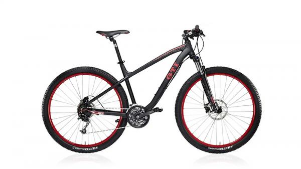 دوچرخه کوهستانی فولکس واگن GTI با سیستم تعویض دنده 27 سرعته معرفی گردید